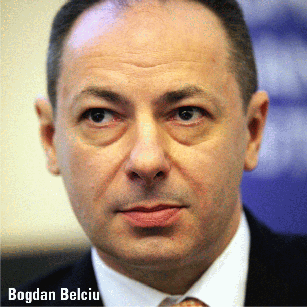 Bogdan Belciu, Partner at PricewaterhouseCoopers (PwC)